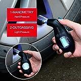 SAFELIFE Digital Tire Pressure Gauge 150 PSI 4