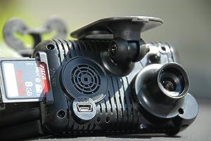 Vacron N11 Super Compact, Credit Card Size FULL HD Car Dash Camera