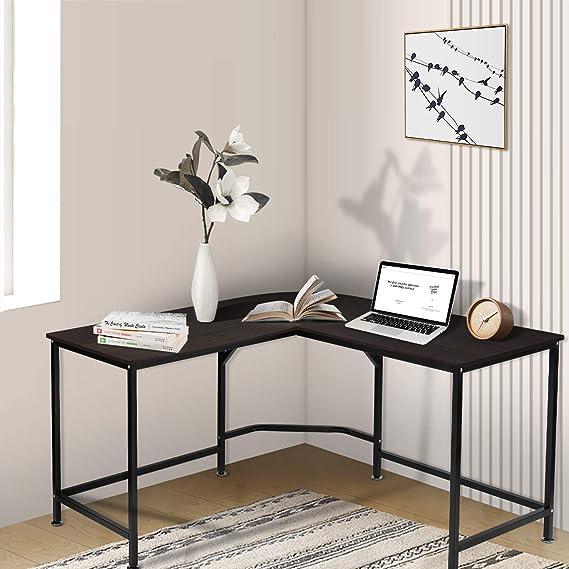 Lauraland L Shaped Desk 55