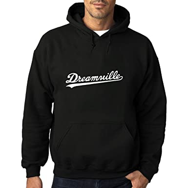 Amazon Com Men S Half Dome Dreamville Records Hoodie Sweatshirts