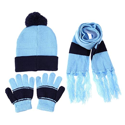 381d75c76b1 Amazon.com  amazingdeal Children Hat Scarf Gloves Set