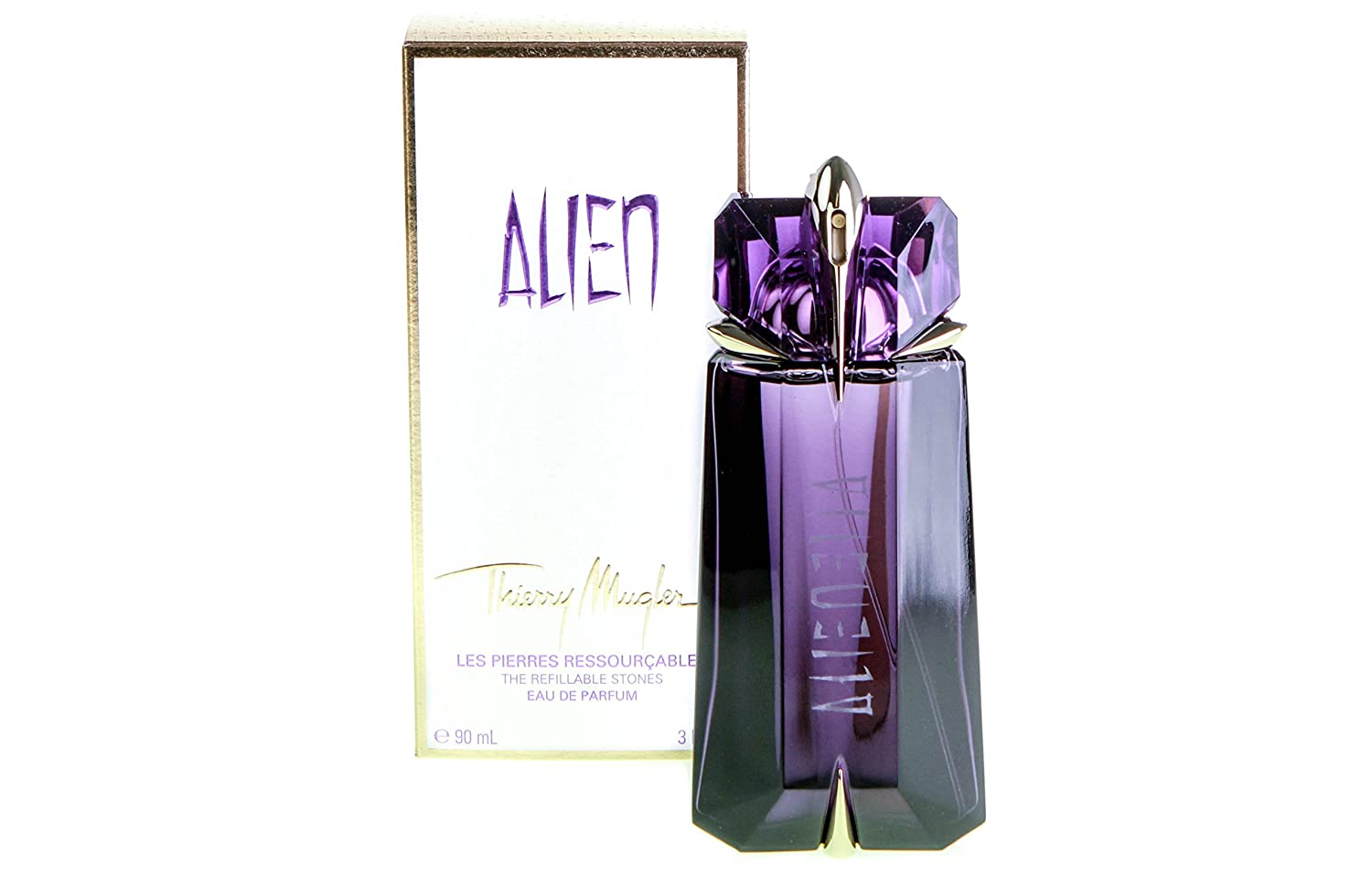 Amazoncom Alien By Thierry Mugler Eau De Parfum Refillable Spray