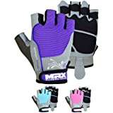 Mrx Women's Weight Lifting Gloves Workout Exercise & Fitness Pro Series