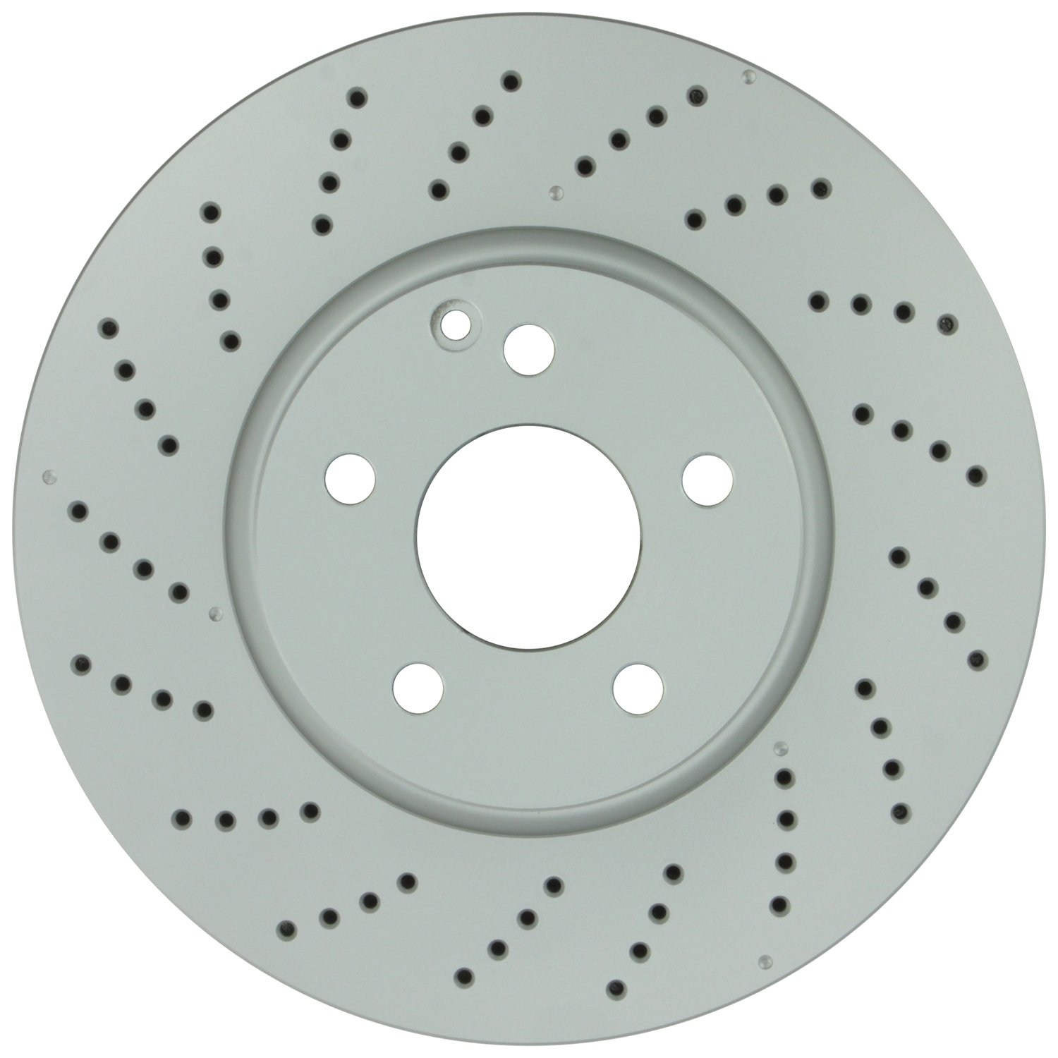Bosch 36010983 QuietCast Premium Disc Brake Rotor
