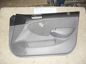 Amazon Com Honda Oem Interior Door Trim Panel Civic 4 Door Sedan 01 02 03 04 05 Grey Rf Automotive