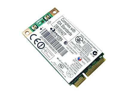 Amazon.com: Qualcomm Atheros AR9280 AR5BXB92 AR5009 Mini PCI-Express