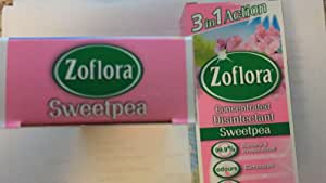 Zoflora Concentrated Disinfectant - 56Ml (Pack of Two) (Sweetpea)