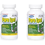 Pure Lye Drain Opener, 1 Lb 2-Pack