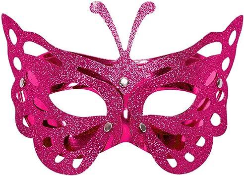 RYTEJFES Antifaz Carnaval Máscara Máscara De Ojo Casa De Papel ...