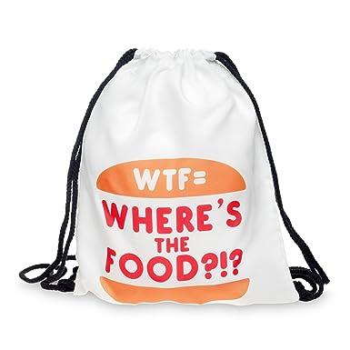 Loomi Loo Sacs Where is the Food la faim