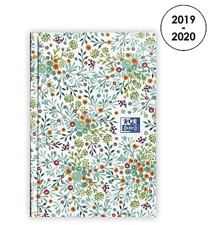 Oxford Flowers - Agenda 2019 - 2020 de agosto a agosto de 2 ...