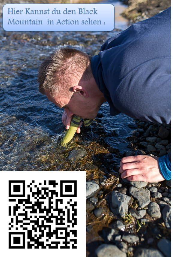 Filtro de agua Outdoor Edición Limitada en acción Oferta Incluye ...
