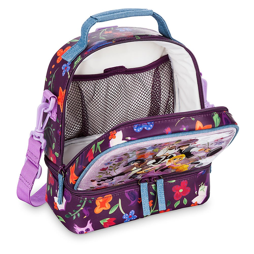 b52f4645605 Amazon.com  Disney Rapunzel Lunch Tote - Tangled  The Series  Kitchen    Dining
