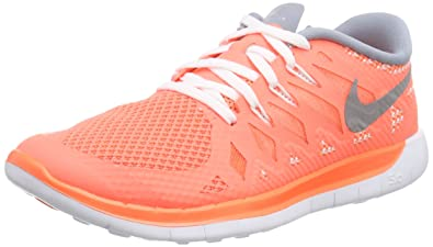 reputable site 5810d f522f ... germany nike free 5.0 gs chaussures de running mixte enfant orange  brght 51200 106c0