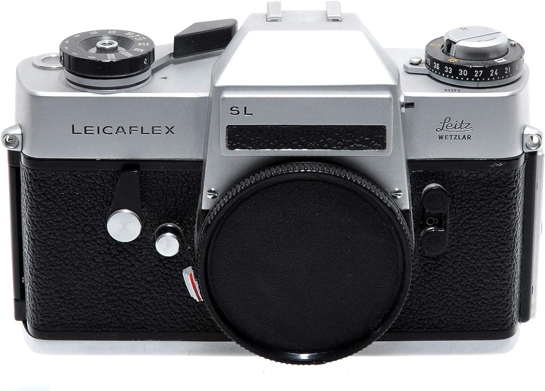 Leica Leitz Leicaflex SL - Cámara réflex cromada (Fabricado en ...