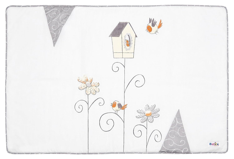 Vogelhaus Zimmer Reisebett und Laufstall ... Belily World kleine Krabbeldecke