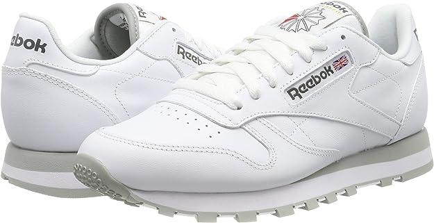 Reebok Classic Leather - Zapatillas de cuero para hombre, color ...