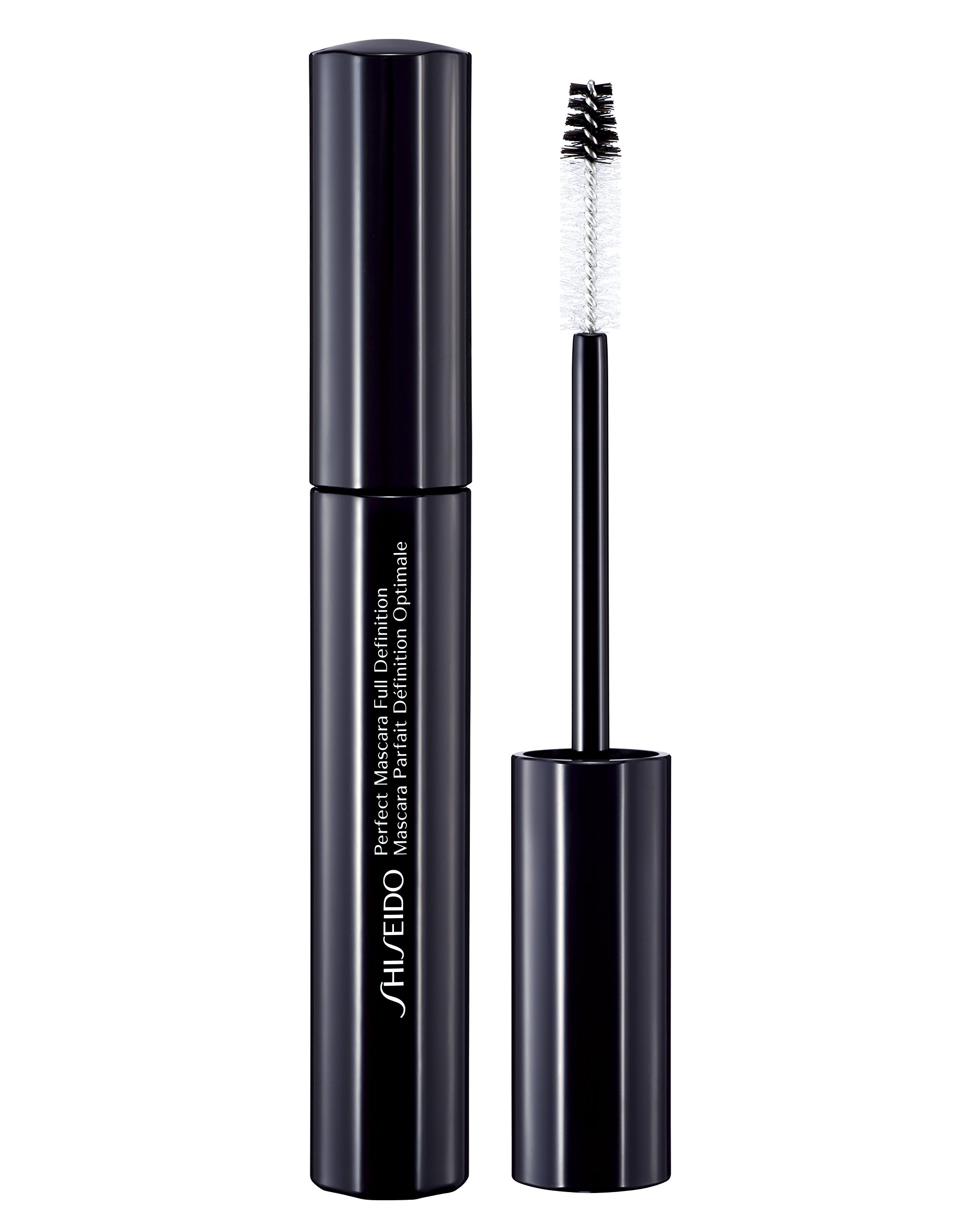 Shiseido Perfect Mascara Full Definition for Women, No. BK901 Black, 0.29 oz