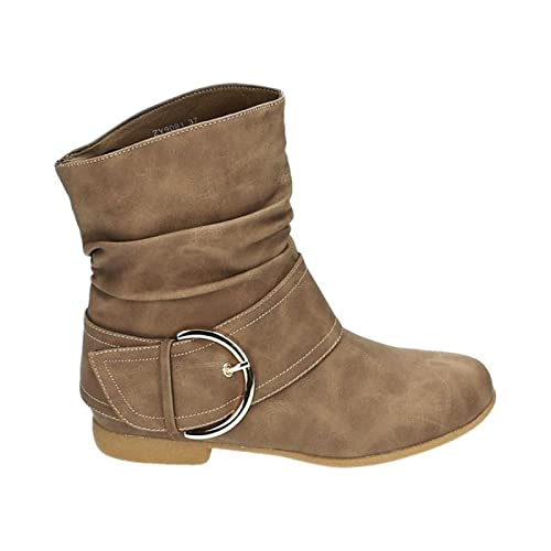 King Of Shoes - botas Mujer , color, talla 38 EU