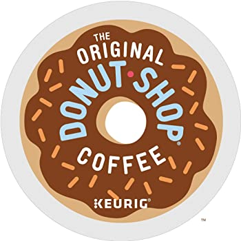 The Original Dunkin Donut Keurig Single Serve K-Cup Coffee
