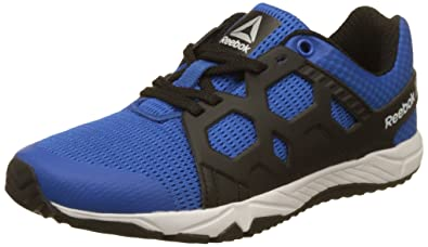 c5e2fe78fa52 Reebok Boy s Gusto Run Jr Sports Shoes  Buy Online at Low Prices in ...