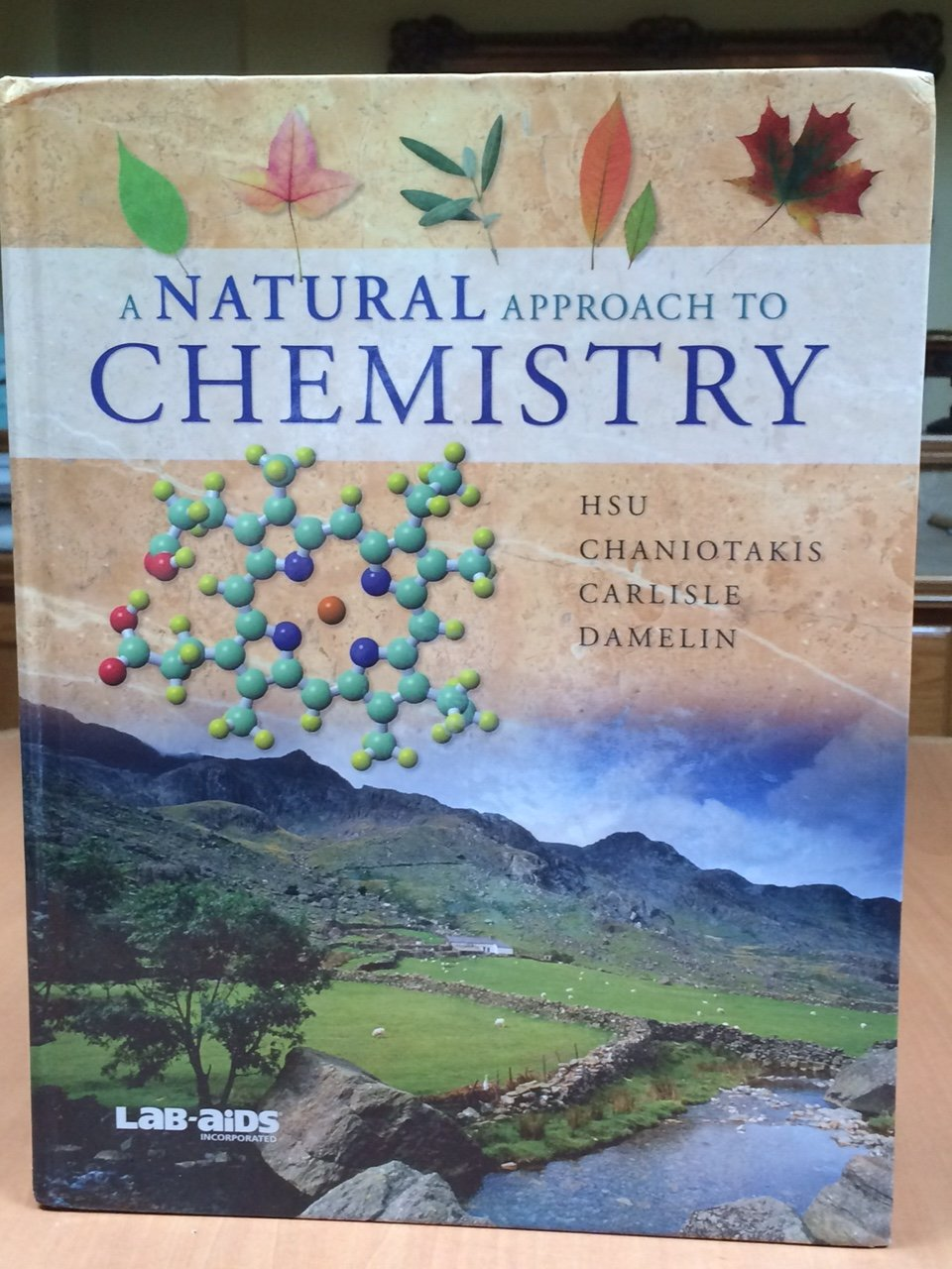 Download A Natural Approach to Chemistry, Student Textbook ebook