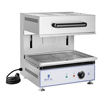 Royal Catering - RCLS-450 - Salamandra para hostelería - 2800 W - 230 V