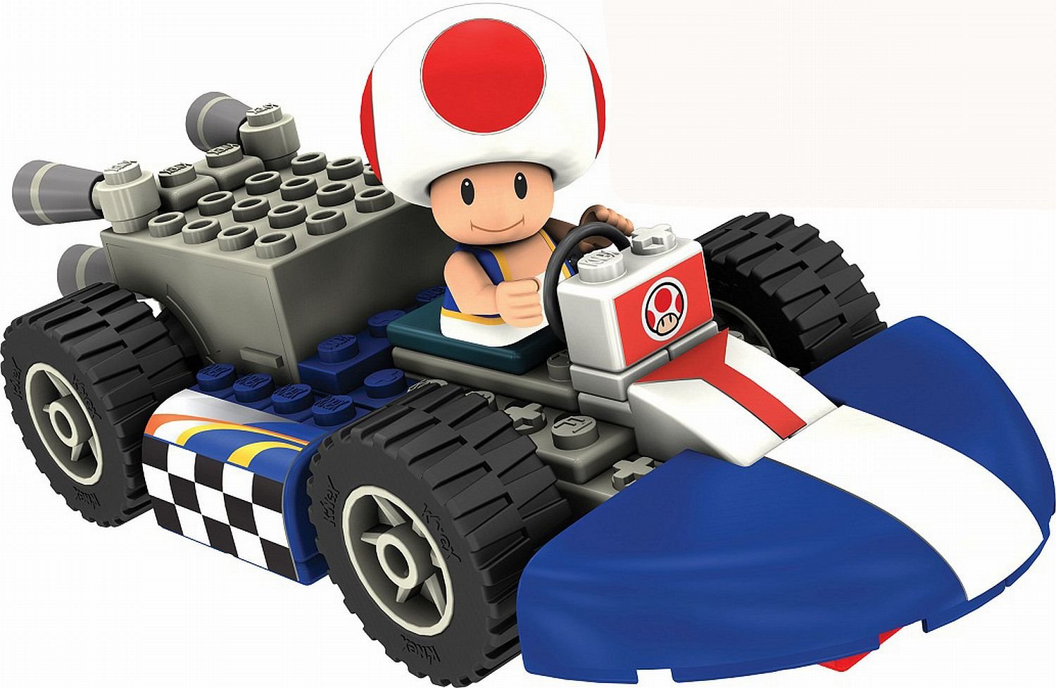 Photo Collection Mario Kart Wii Toad