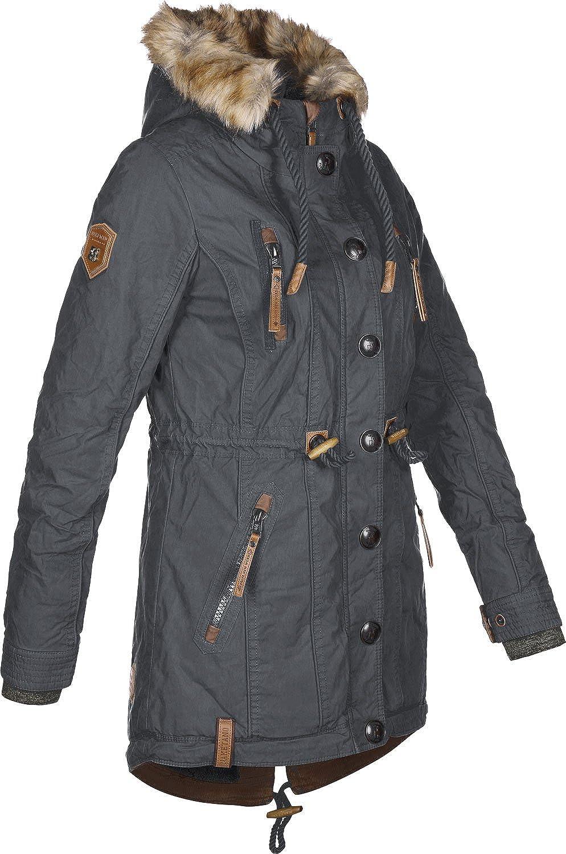 Naketano Damen Jacke Procrastinator II Jacket
