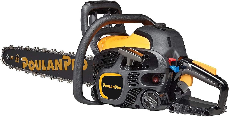 Poulan Pro PPR5020-BRC 20-Inch 50cc Chainsaw