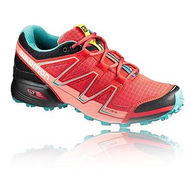 new style f5c76 65b7c SALOMON Speedcross Vario, Chaussures de Trail Femme  Amazon.fr  Chaussures  et Sacs