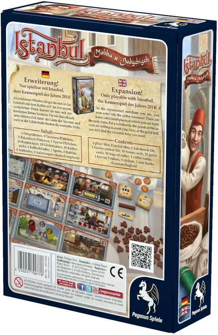 Pegasus 55116G - Juego de Tablero: Amazon.es: Juguetes y juegos