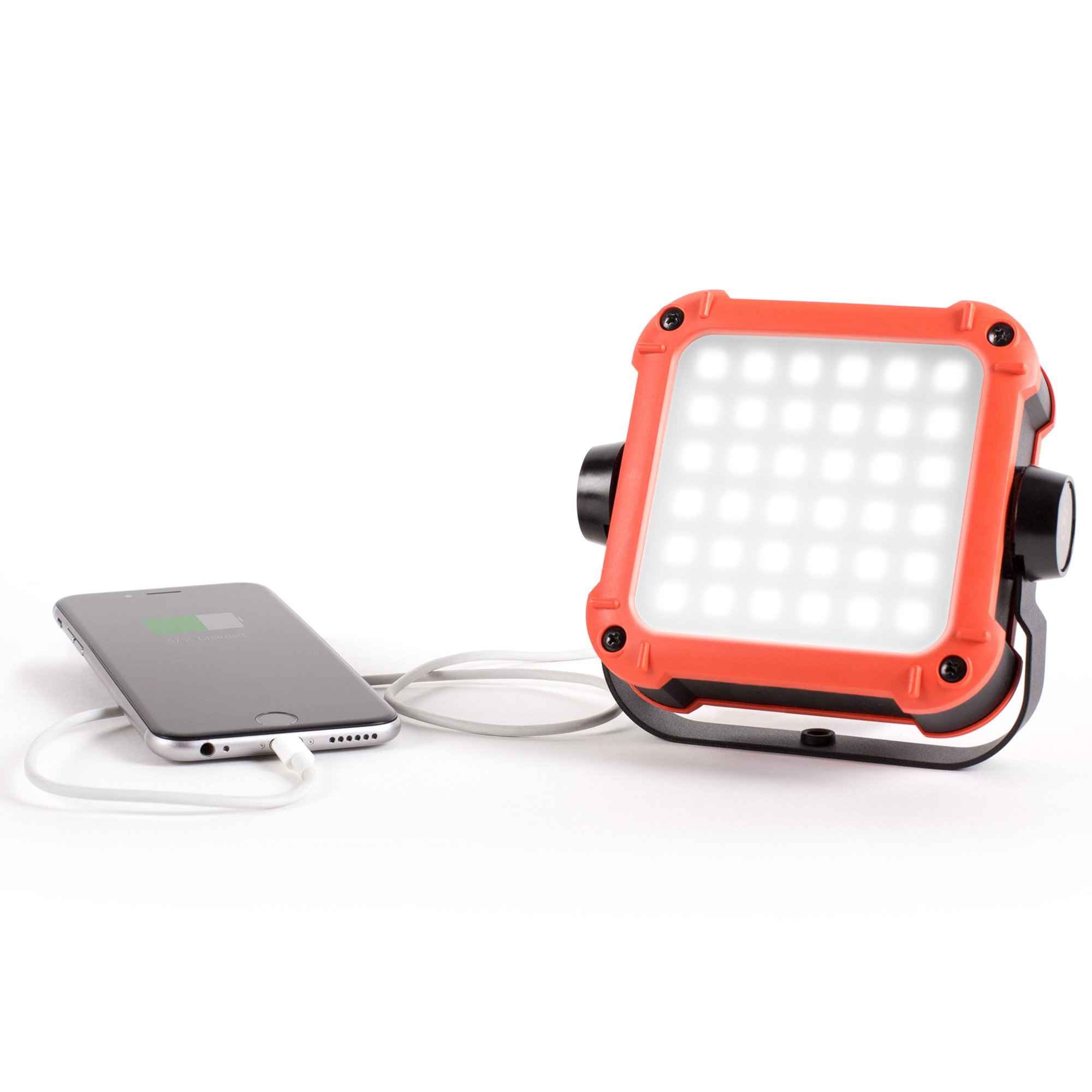 Gear Aid FLUX 20,800 mAh Rechargeable Light and Portable Power Station with 82 LEDs by Gear Aid (Image #4)