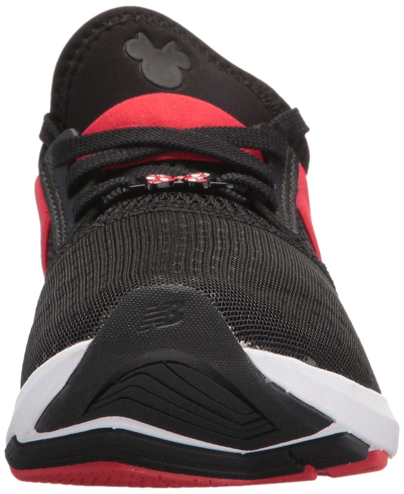 New Balance Women's Nergize V1 Fuelcore Disney Cross Trainer, Black/Red, 85 B US by New Balance (Image #4)