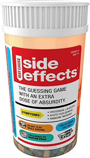 best selling cheap for discount clearance sale Amazon.com: GAMES ADULTS PLAY (May Cause) Side Effects ...