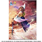 FINAL FANTASY X HD Remaster ウォールスクロールポスター ユウナ