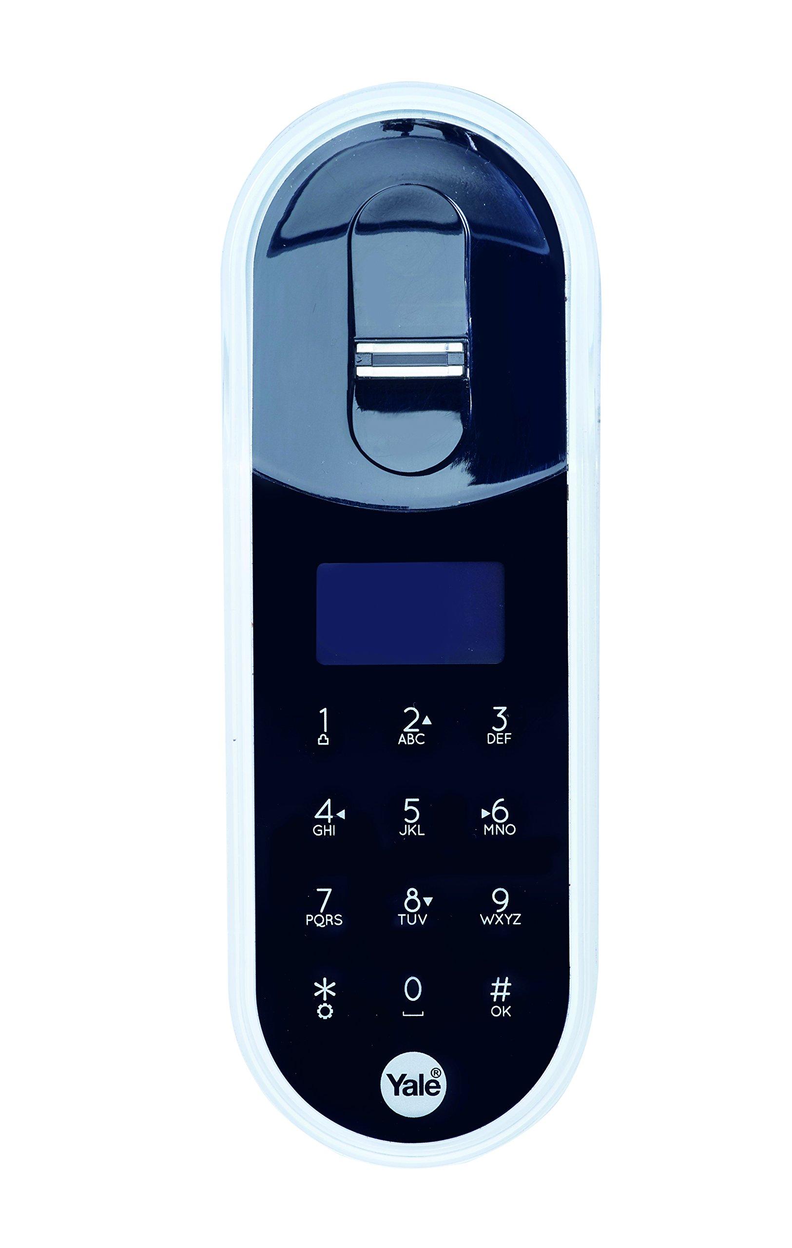 Yale Touchpad Reader Digital Fingerprint Reader for Connected Lock