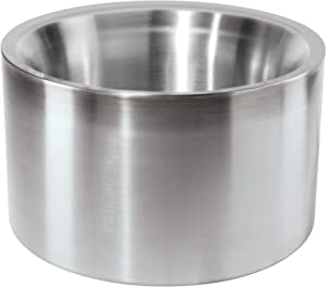 Oggi Party Tub, 11-inch by 6-inch, Stainless