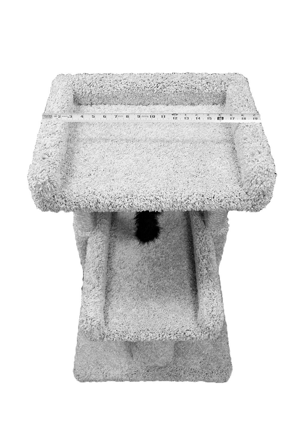 New Cat Condos 110215 Large Cat Play Perch, Large, Neutral by New Cat Condos