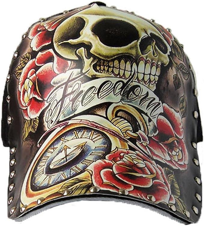 Acheter casquette tete de mort online 1