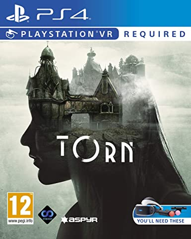 Torn (PSVR) - PlayStation 4 [Importación inglesa]: Amazon.es ...