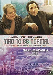 Book Cover: Mad to Be Normal