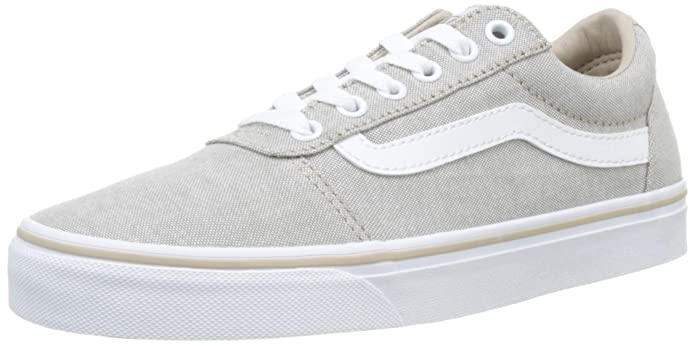 Vans Ward Sneakers Canvas Damen Beige (Summer Canvas)