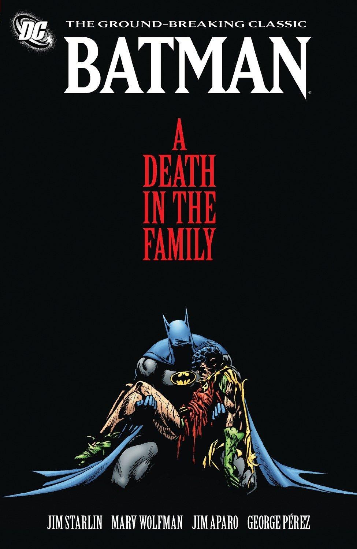 Batman: A Death in the Family: Amazon.de: Starlin, Jim, Wolfman, Marv:  Fremdsprachige Bücher