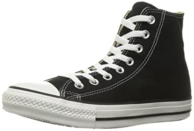Converse Unisex Chuck Taylor All Star High Top Oxfords BlackWhite 4 D(M