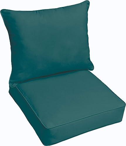 Mozaic AZPC4316 Indoor or Outdoor Deep Seating Cushion Pillow Set