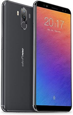 Ulefone Power 3 Smartphone Libre, 18: 9 con 4 cámaras y Gran ...