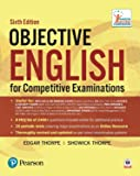 Objective English 6e: For Competitive Examination
