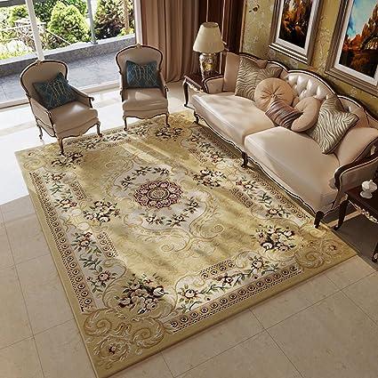 Amazon.com: MAXYOYO European Beautiful Floral Carpet Rug ...