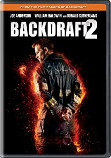Book Cover: Backdraft 2